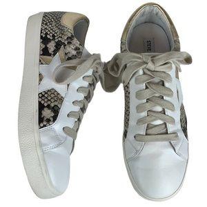 STEVE MADDEN Sienna Sneaker. EUC Size 9.5